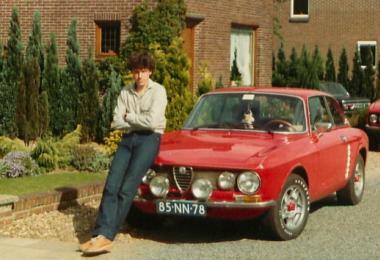 1974 Alfa Romeo Bertone
